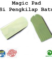 Original Asli Spartax Magic Pad Si Pengkilap Batu Langsung Body Glass