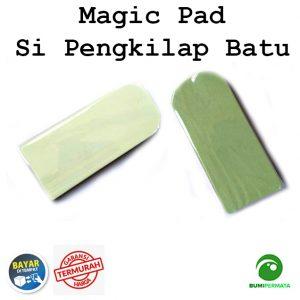 Original Asli Spartax Magic Pad Si Pengkilap Batu Langsung Body Glass