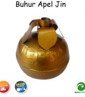 Buhur Apel Jin Kuning Emas