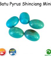 Batu Akik Natural Pyrus Shinciang Mini