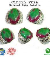 Batu Cincin Akik Mulia Permata Natural Ruby Tanzania
