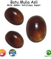 Batu Akik Amber Katilayu Yang Asli