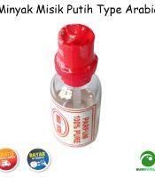 Parfum Minyak Wangi Misik Putih Type Arabia