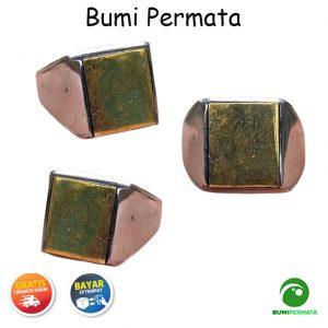 Batu Cincin Akik Badar Emas Kotak Spesial Untukmu 1