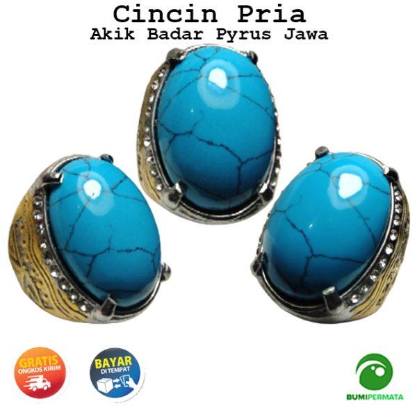 Batu Cincin Akik Badar Ijo / Badar Pyrus Jawa