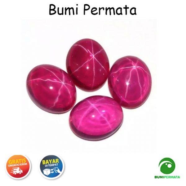 Batu Permata Star Ruby Rose Siam Bangkok 1