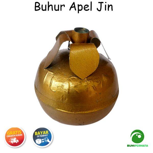Buhur Apel Jin Kuning Emas 1
