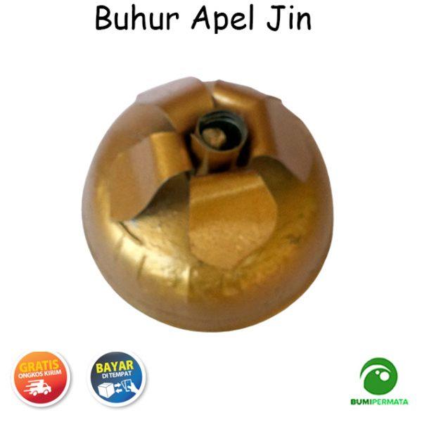 Buhur Apel Jin Kuning Emas 2