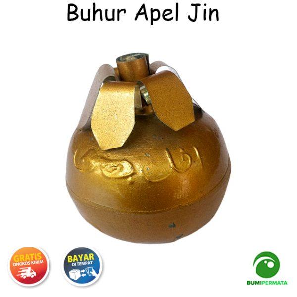 Buhur Apel Jin Kuning Emas 3