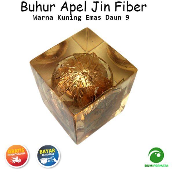 Buhur Apel Jin Kuning Emas Termurah 1