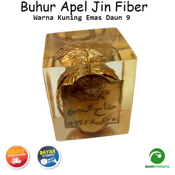 Buhur Apel Jin Kuning Emas Termurah 2