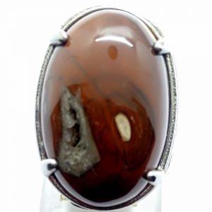 Cincin Batu Akik Kalanadah RS514