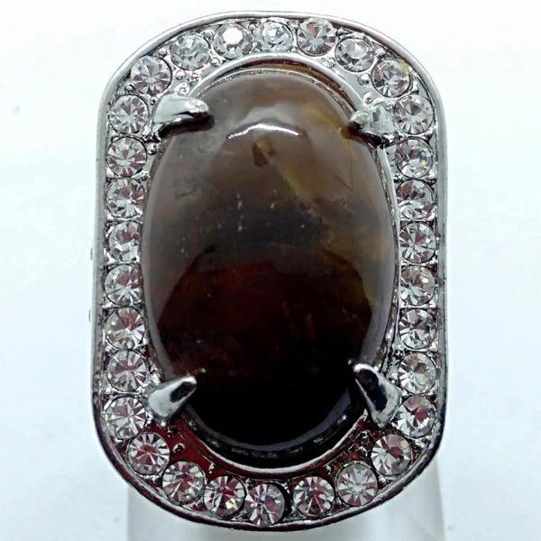 Cincin Batu Akik Kawah Blarah RS521