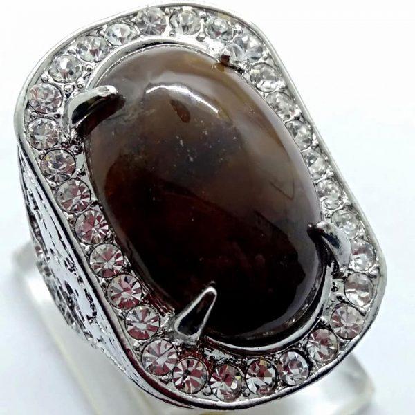 Cincin Batu Akik Kawah Blarah RS521 1