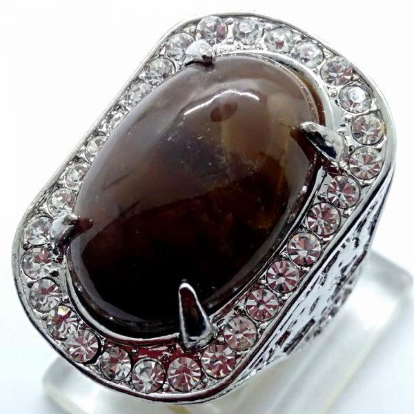 Cincin Batu Akik Kawah Blarah RS521 2