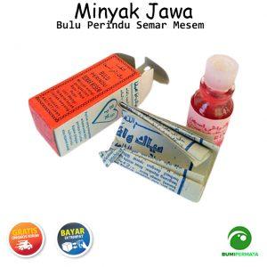 Minyak BP Semar Bulu Original Perindu 3