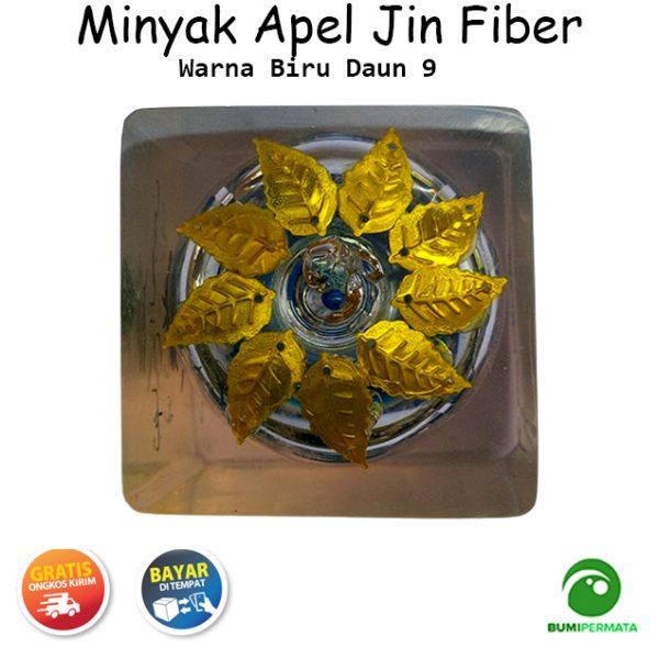Minyak Jawa Apel Jin Warna Biru Daun 9 2
