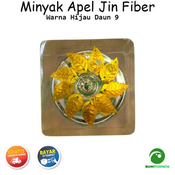 Minyak Jawa Apel Jin Warna Hijau Daun 9 2