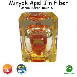 Minyak Jawa Apel Jin Warna Merah Daun 5
