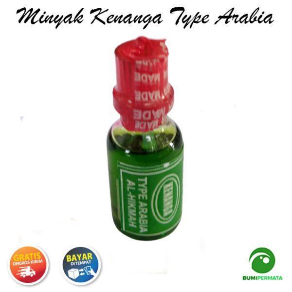 Minyak Wangi Aroma Kenanga Tipe Arabia
