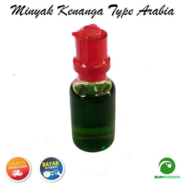 Minyak Wangi Aroma Kenanga Tipe Arabia 1