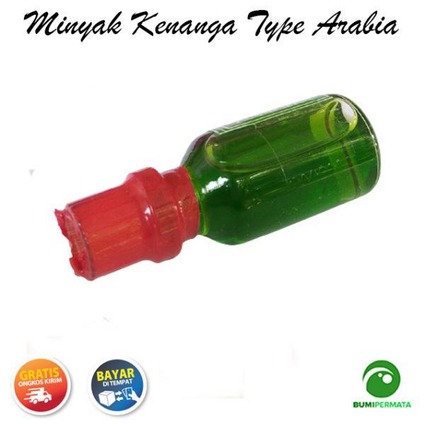 Minyak Wangi Aroma Kenanga Tipe Arabia 2