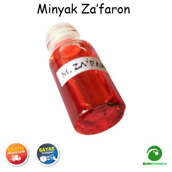 Minyak Zafaron Jafaron 1