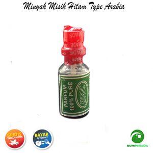 Parfum Minyak Wangi Misik Hitam Type Arabia 1