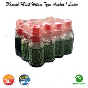 Parfum Minyak Wangi Misik Hitam Type Arabia 1 Lusin 1