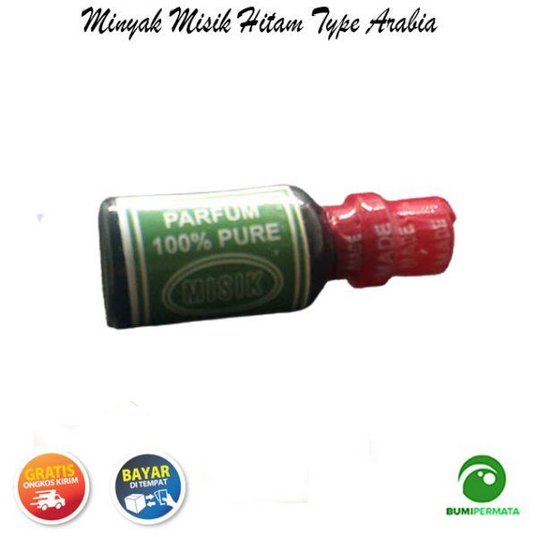 Parfum Minyak Wangi Misik Hitam Type Arabia 3