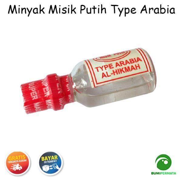 Parfum Minyak Wangi Misik Putih Type Arabia 1