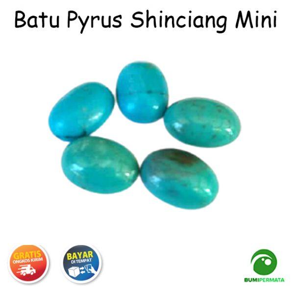 Batu Akik Natural Pyrus Shinciang Mini 1