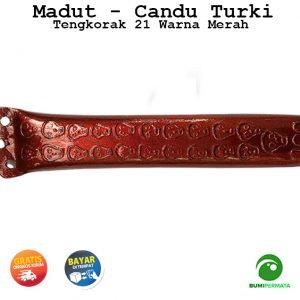 Madat Candu Turki Tengkorak 21 Warna Merah 2
