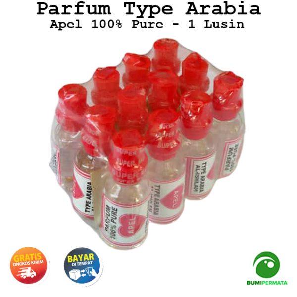 Minyak Apel Type Arabia – 1 Lusin 2