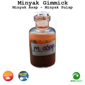 Minyak Asap Gimmick Sulap Tangan Berasap Botol 5ml