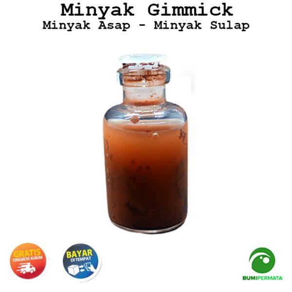 Minyak Asap Gimmick Sulap Tangan Berasap Botol 5ml 2