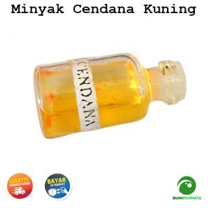 Minyak Cendana Kuning 2