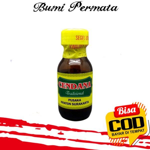 Minyak Cendana Pusaka Kraton Surakarta