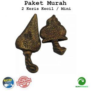 Paket Murah Souvenir Miniatur Semar Bodronoyo Dan Semar Kuncung