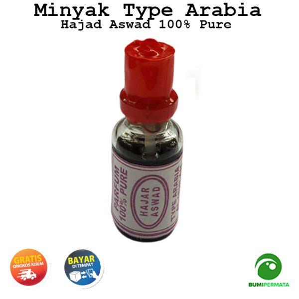 Parfum Minyak Wangi Hajar Aswad Tipe Arabia 2
