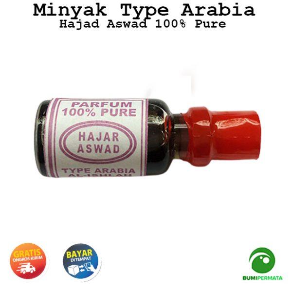 Parfum Minyak Wangi Hajar Aswad Tipe Arabia