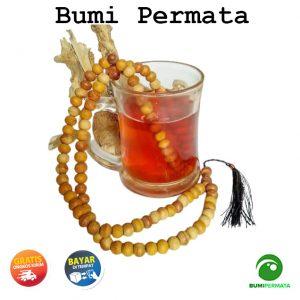 Tasbih Kayu Secang Kayu Delima Merah Brahma Asli Original Berkhasiat Untuk Kesehatan 2