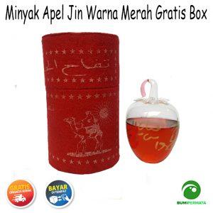 Minyak Apel Jin Merah Gratis Box 1