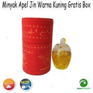 Minyak Apel Jin Kuning Gratis Box 1